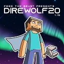 FTB Presents Direwolf20 1.16 Pack Logo